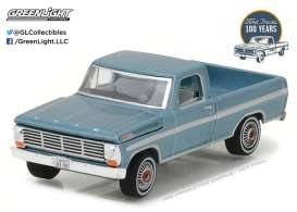 GreenLight - Ford  - gl27920B : 1967 Ford F-100 Ford Trucks 100 Years *Anniversary Collection Series 5*