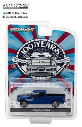 GreenLight - Ford  - gl27920E : 2016 Ford F-150 Ford Trucks 100 Years *Anniversary Collection Series 5*