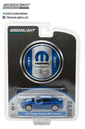 GreenLight - Dodge  - gl27920F : 2017 Dodge Charger MOPAR 80th *Anniversary Collection Series 5*