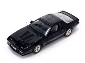 Chevrolet  - 1985 black - 1:18 - SunStar - 1943 - sun1943 | Tom's Modelauto's