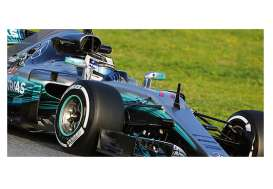 Minichamps - Mercedes  - mc410170077 : 2017 Mercedes AMG Petronas F1 team F1 WO8 EQ Power+ V.Bottas