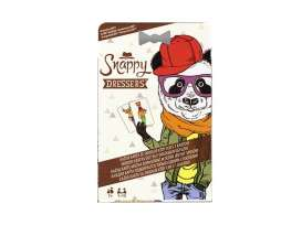 Mattel Games - Games Kids - MatFDM54 : Mattel Snappy Dressers Card game