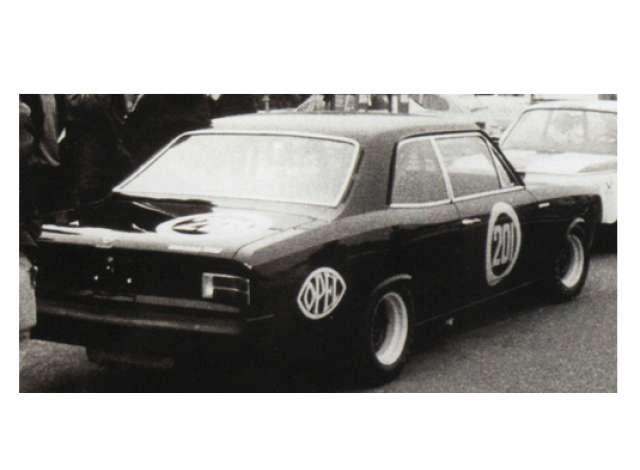 opel | 1968 1:43 | minichamps | mc437684601 | tom's modelauto's