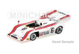 Porsche  - 1972 white/red - 1:43 - Minichamps - 437726506 - mc437726506 | Tom's Modelauto's