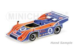 Minichamps - Porsche  - mc437736504 : 1973 Porsche 917/10 Hans Wiedmer 2nd place Moport Can Am *Resin series*
