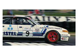 Minichamps - Rover  - mc400861309 : 1986 Rover Vitesse Istel Allam/Hulme Winners Tourist Trophy Silverstone, white/blue