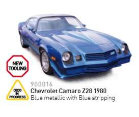 Chevrolet  - 1980 blue metallic - 1:43 - Norev - nor900016 | Tom's Modelauto's