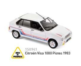 Citroen  - 1983  - 1:43 - Norev - nor150941 | Tom's Modelauto's