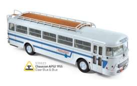 Chausson  - 1955 blue - 1:43 - Norev - nor530023 | Tom's Modelauto's