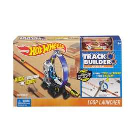 Mattel Hotwheels - Kids Hotwheels - MatDNH84 : Hotwheels *Track Builder* Playset with a nice Loop. These sets can be used to build great big tracks with various tricks and stunts.