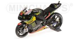 Yamaha  - YZR-M1 2017 black - 1:12 - Minichamps - 122173005 - mc122173005 | Tom's Modelauto's