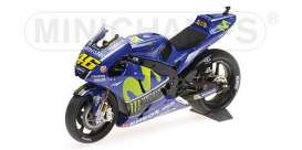 Yamaha  - YZR-M1 2017 blue - 1:12 - Minichamps - 122173046 - mc122173046 | Tom's Modelauto's