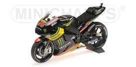 Yamaha  - YZR-M1 2017 black - 1:12 - Minichamps - 122173094 - mc122173094 | Tom's Modelauto's