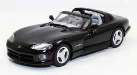 Dodge  - Viper RT/10 black - 1:18 - GT Spirit - GTUS003 | Tom's Modelauto's