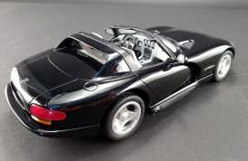 Dodge  - Viper RT/10 black - 1:18 - Acme Diecast - US003 - GTUS003 | Toms Modelautos