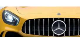 Mercedes AMG - yellow - 1:18 - Paragon - para88002 | Tom's Modelauto's