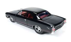 Chevrolet  - 1967 black - 1:24 - Auto World - 24006 - AW24006 | Toms Modelautos
