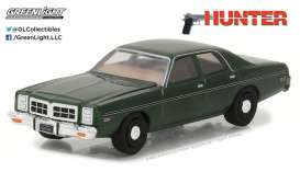 GreenLight - Dodge  - gl44780C : 1978 Dodge Monaco *Hunter TV Series, 1984-1991* Hollywood series 18
