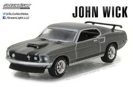 GreenLight - Ford  - gl44780E : 1969 Ford Mustang BOSS 429 *John Wick 2014* Hollywood series 18