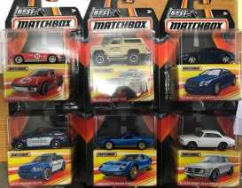 Assortment/ Mix  - various - 1:64 - Matchbox - hwmvDKC59-956B | Tom's Modelauto's