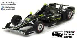 GreenLight - Dallara  - gl11018 : 2017 #22 Juan Pablo Montoya/Penske Racing Fitzgerald Glider Kits *Indy Car Series