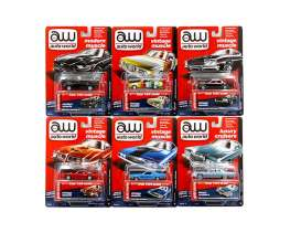 Assortment/ Mix  - various - 1:64 - Auto World - 64112B - AW64112B | Toms Modelautos