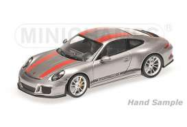 Porsche  - 2016 white/red/black - 1:12 - Minichamps - 125066321 - mc125066321 | Tom's Modelauto's