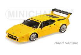 BMW  - 1979 orange - 1:12 - Minichamps - mc125792900 | Tom's Modelauto's