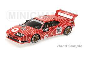 BMW  - 1980 red/white - 1:12 - Minichamps - mc125802980 | Tom's Modelauto's