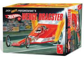 Dragster  - Don Prudhomme Wedge  - 1:25 - AMT - amt1049 - amts1049 | Tom's Modelauto's