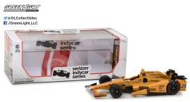 McLaren Honda - Indy car 2017 orange - 1:18 - GreenLight - gl11019 | Tom's Modelauto's
