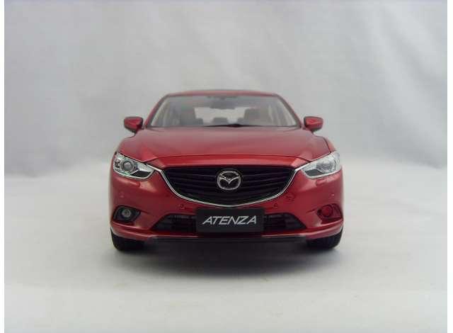 Faw Mazda 6 Atena LHD 2015 White 1:18