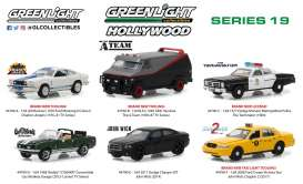 Assortment/ Mix  - various - 1:64 - GreenLight - gl44790 | Tom's Modelauto's