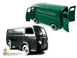 Norev - BMW  - nor184698 : 1946 Chenard & Walker 1500kog Type CHV, green