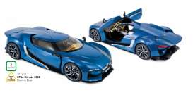 Norev - Citroen  - nor181613 : 2008 Citroen GT, electric blue