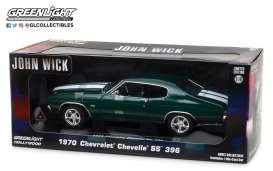 Chevrolet  - 1970  - 1:18 - GreenLight - gl13505 | Tom's Modelauto's
