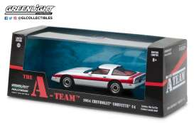 Chevrolet  - 1984  - 1:43 - GreenLight - gl86517 | Tom's Modelauto's