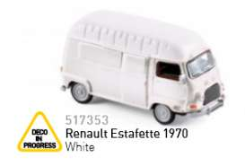 Renault  - 1970 white - 1:87 - Norev - 517353 - nor517353 | Tom's Modelauto's