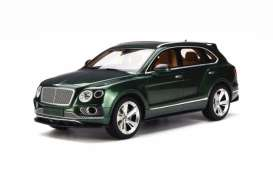 GT Spirit - Bentley  - GT133 : 1/18 Bentley Bentayga Sport Package *Resin series*, verdant green