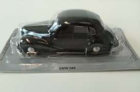 BMW  - EMW 340 black - 1:43 - Magazine Models - MagPCemw340 | Tom's Modelauto's