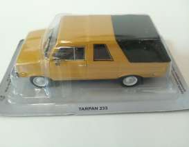 Magazine Models - Tarpan  - MagPL71Tarpan : Tarpan 233 *Polish Cars*, yellow
