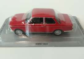 BMW  - red - 1:43 - Magazine Models - magPL38BMW | Tom's Modelauto's