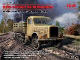 Military Vehicles  - 1:35 - ICM - icm35453 | Tom's Modelauto's