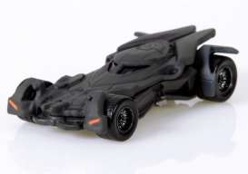 Batman  - matt grey-black - 1:64 - Hotwheels - mvDWJ91 - hwmvDWJ91 | Tom's Modelauto's