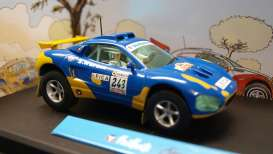 Michel Vaillant  - blue/yellow - 1:43 - Magazine Models - magMVcairo | Tom's Modelauto's