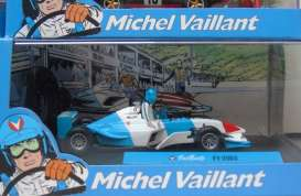 Michel Vaillant  - blue/white - 1:43 - Magazine Models - magMVf12003 | Tom's Modelauto's