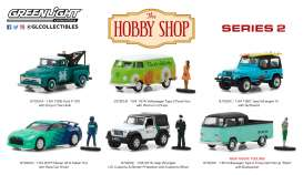 Assortment/ Mix  - various - 1:64 - GreenLight - gl97020 | Tom's Modelauto's