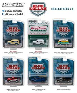 Assortment/ Mix  - various - 1:64 - GreenLight - gl35080 | Tom's Modelauto's