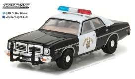 GreenLight - Dodge  - gl42810A : 1975 Dodge Coronet California Highway Patrol *Hot Pursuit series 24*