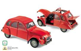 Citroen  - 1972 rio red - 1:18 - Norev - nor181495 | Tom's Modelauto's